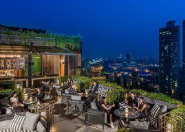 11 Best Hotel Bars In Bangkok